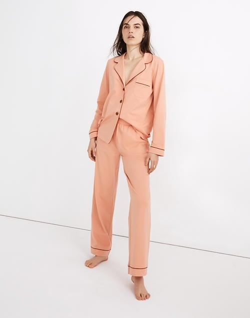 """<br><br><strong>Madewell</strong> Knit Bedtime Pajama Pants, $, available at <a href=""""https://go.skimresources.com/?id=30283X879131&url=https%3A%2F%2Fwww.madewell.com%2Fknit-bedtime-pajama-pants-MA807.html%3Fdwvar_MA807_color%3DKF2210"""" rel=""""nofollow noopener"""" target=""""_blank"""" data-ylk=""""slk:Madewell"""" class=""""link rapid-noclick-resp"""">Madewell</a>"""