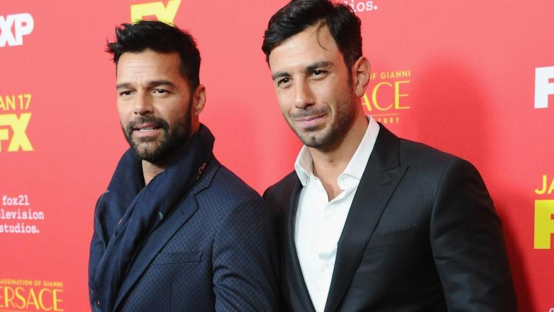 Ricky Martin and Jwan Yosef Are Married