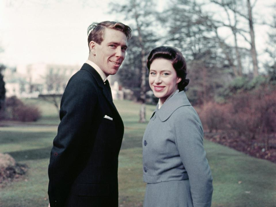lord snowdon princess margaret