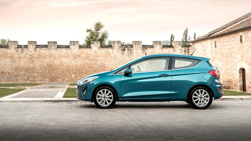 Diesel-powered Fiesta axed from Ford's line-up