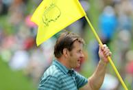 """Bryson will not be driving the first at 445,"" Nick Faldo declared. ""If he does, I will leap out my (commentary) tower and run around naked round Augusta National."""