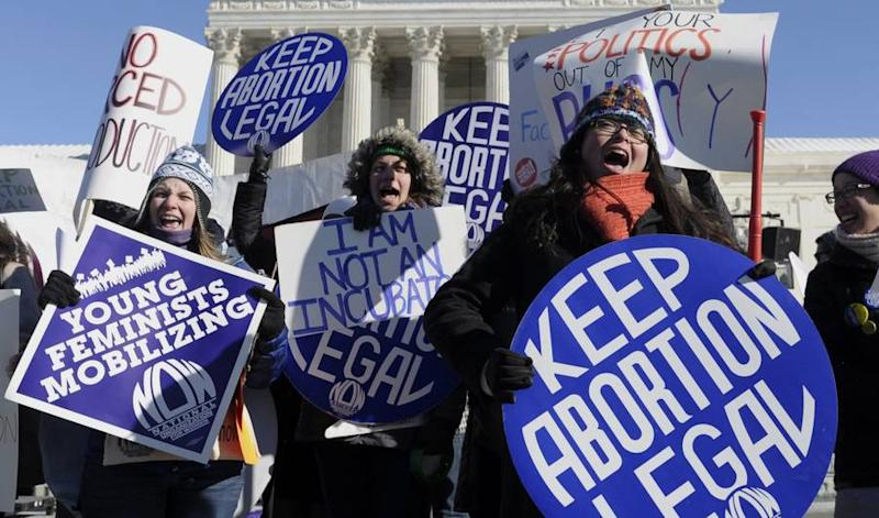 Roe v. Wade Was Passed 43 Years Ago. Here's How Far We Haven't Come.