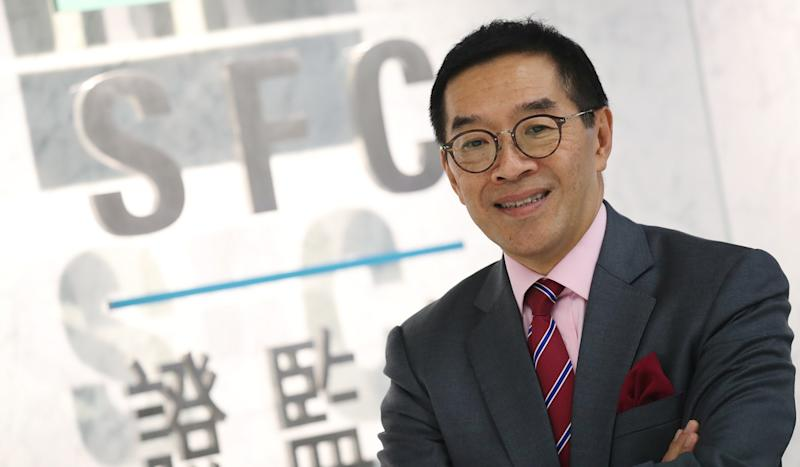 Hong Kong names accountant Tim Lui Tim-leung to chair Securities and Futures Commission