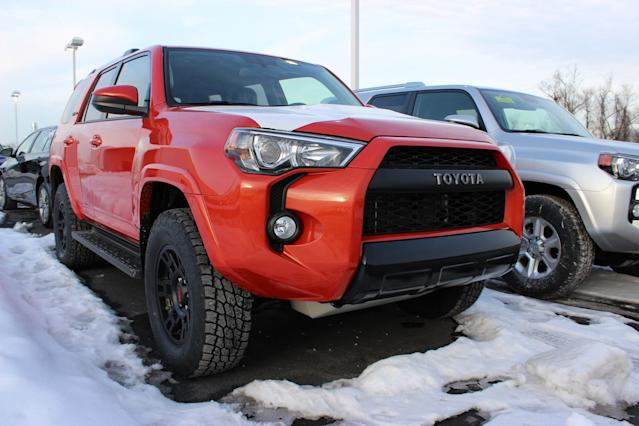 <p>No. 2: Toyota 4Runner<br>Value retained:<br>64.3 per cent after three years<br>54.5 per cent after five years<br>(Flickr) </p>
