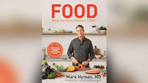 PHOTO: 'Food: What the Heck Should I Cook?' by Mark Hyman - book cover (Courtesy Nicole Franzen)