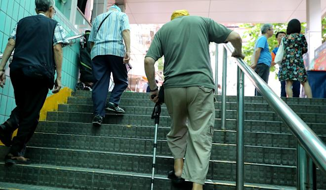 The new directive comes as Hong Kong's population continues to age. Photo: Edmond So