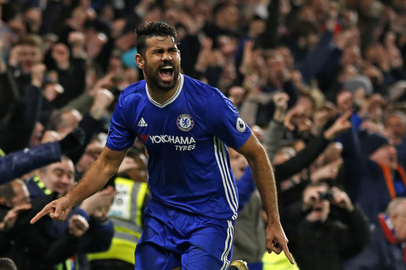 Diego Costa Closing On Chelsea Exit, Turkish Loan Move Looms