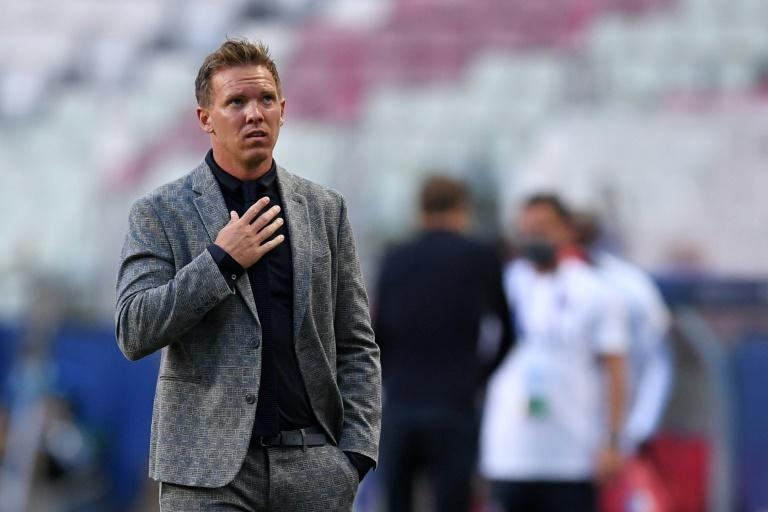 Julian Nagelsmann has caught the eye for his bold fashion choices on top of his coaching