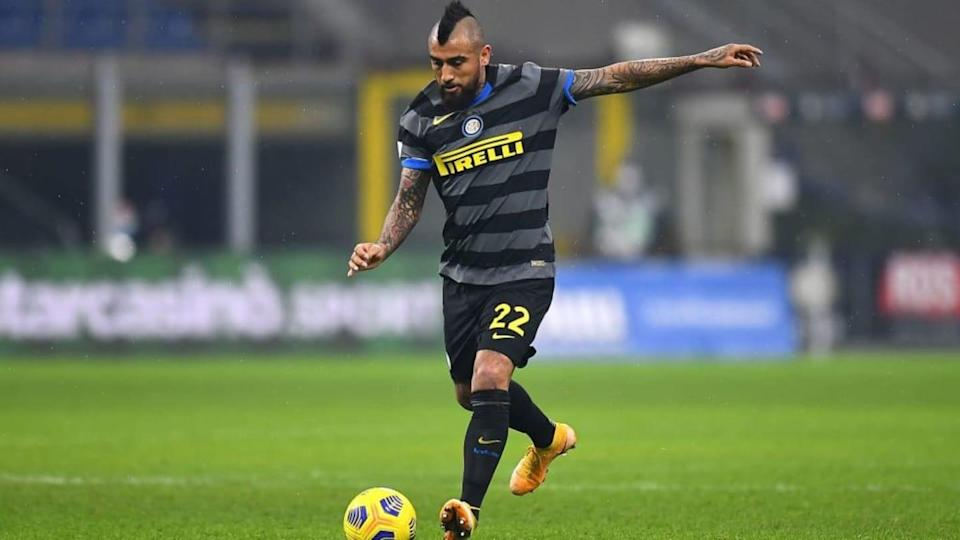 Arturo Vidal | Alessandro Sabattini/Getty Images