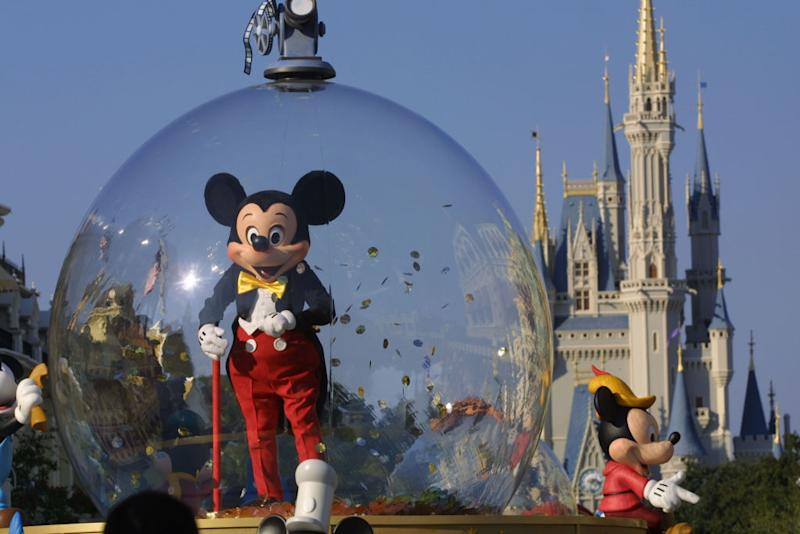 Walt Disney World in Orlando, Florida. [Photo: Getty]