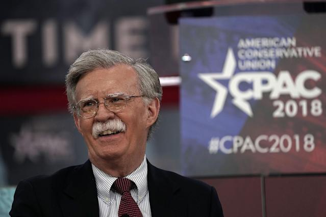 John Bolton Blasts Trump's New North Korea Sanctions as Worthless