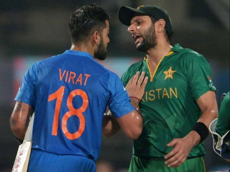 India has always defeated Pakistan in the ICC World T20