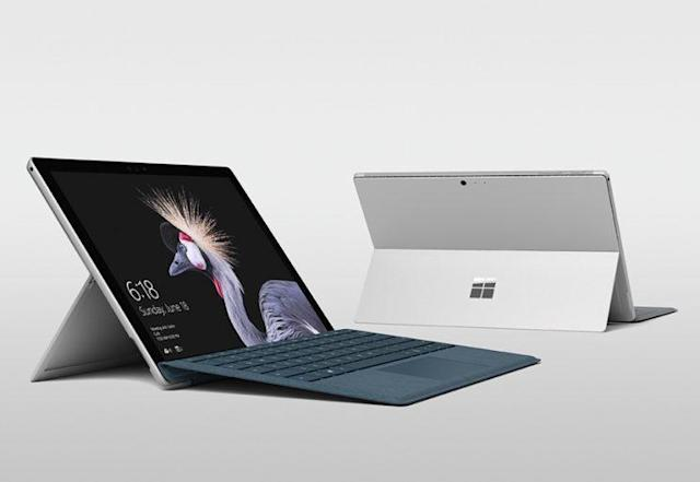 Microsoft's new Surface Pro is taking on three different Apple products, and winning.