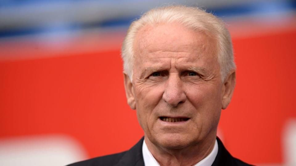 Giovanni Trapattoni | Matthew Horwood/Getty Images