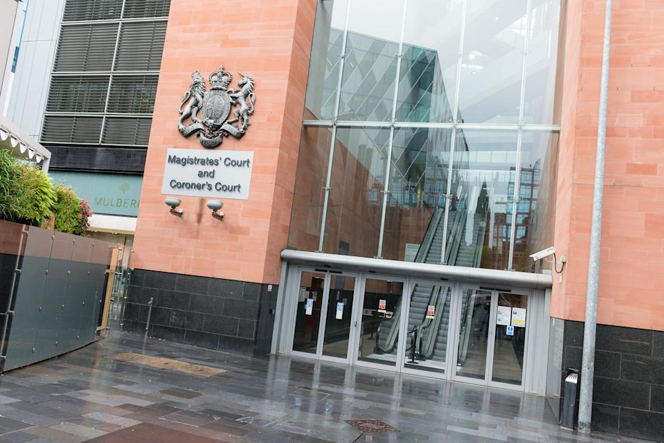 A general view of Manchester Magistrates Court and Coroner's Court.   (Photo by Jonathan Pow/PA Images via Getty Images)