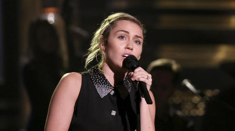 Miley Cyrus Honors Tom Petty With Lovely 'Wildflowers' Cover