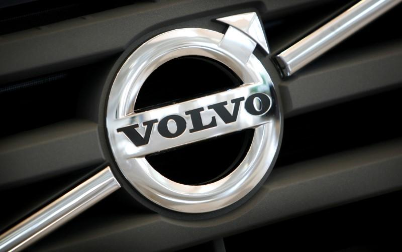 Geely's Volvo Cars sales soar 40% in May vs. month-ago as virus curbs ease