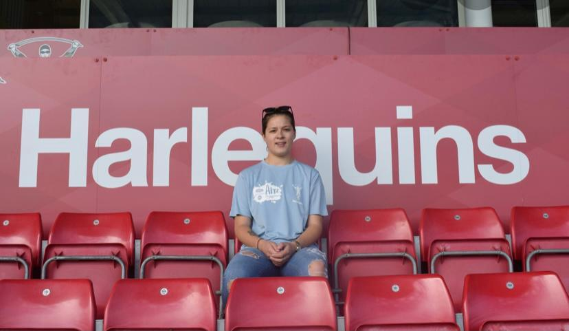 <p>Natalie is now working at the foundation after successfully completing her apprenticeship.</p>Natalie Sexton