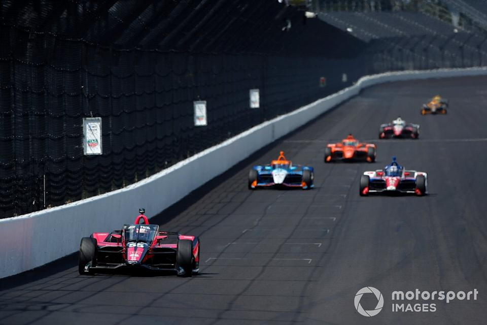 "Alex Palou, Dale Coyne Racing, Team Goh Honda<span class=""copyright"">Phillip Abbott / LAT Photo USA</span>"