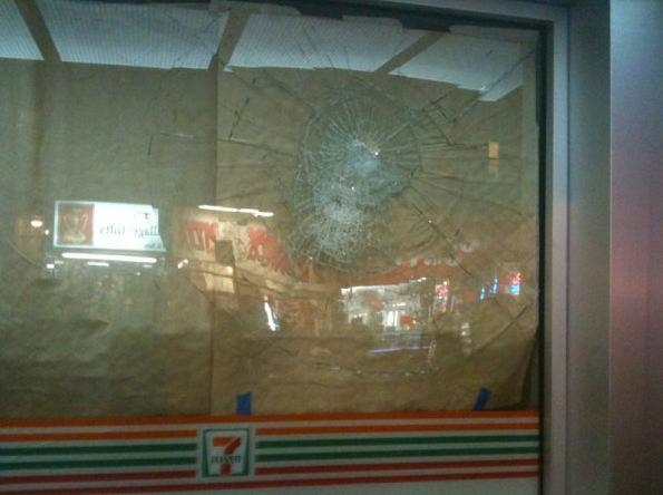 Occupy Linked Radicals Smash Windows at NYC Business in Chilling Display of Violent Black Bloc Tactics