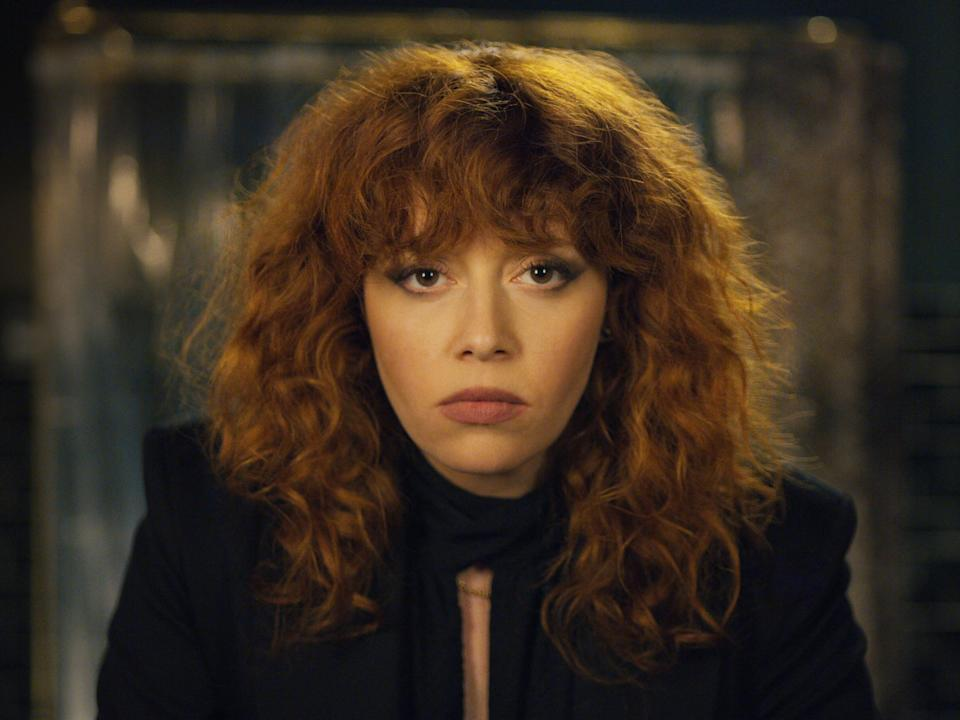 """""""Russian Doll"""" takes around three and a half hours."""