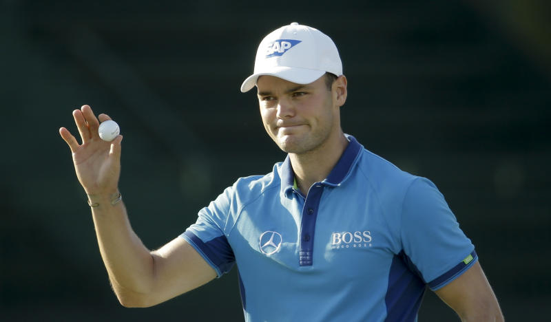 Martin Kaymer goes to 8 under for big Open lead