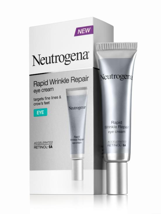 """<p>After we tried dozens of products, this drugstore find was in our top two favorites. The lightweight cream pairs two powerful wrinkle-fighters in one product — retinol SA, which has been proved to reduce fine lines over time, and hyaluronic acid, which instantly plumps up skin. The effect is immediate; you will notice smoother skin as soon as you apply the product<i>.<a href=""""http://www.neutrogena.com/product/rapid+wrinkle+repair-+eye+cream.do""""> Neutrogena Rapid Wrinkle Repair Eye Cream</a></i><i>, $21.</i></p>"""