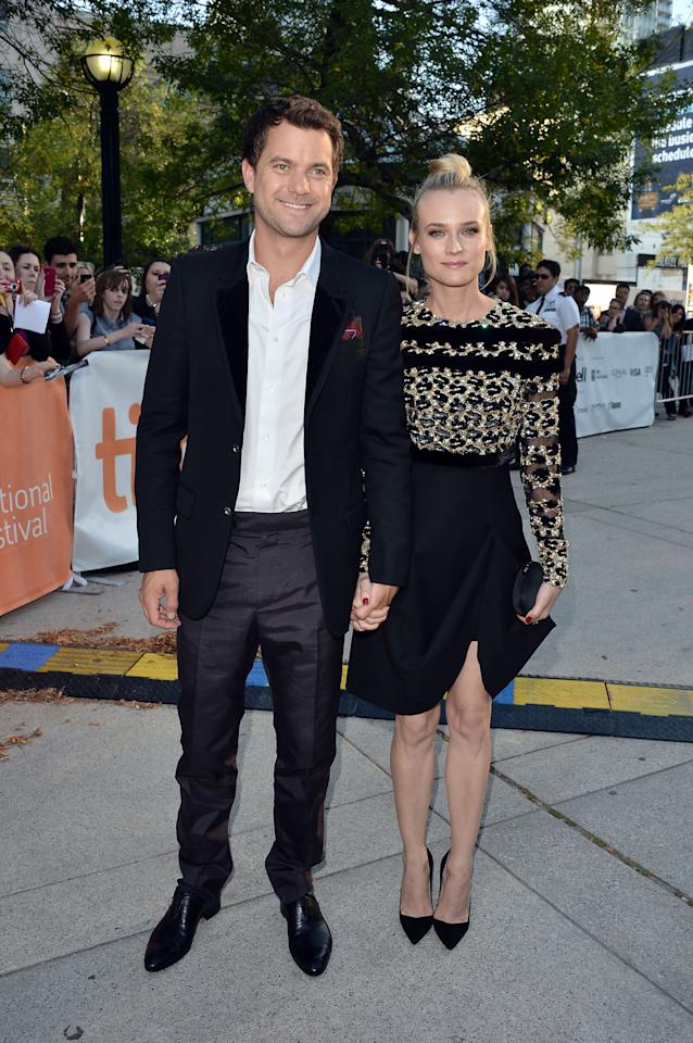 "BEST: Diane Kruger and Joshua Jackson, aka the most stylish couple in show business, continued to be adorable and well-dressed at the premiere of Jackson's film, ""Inescapable."" Kruger is chic without being too distracting in this sweet Valentino dress, while Jackson is dapper as heck in a Louis Vuitton suit."