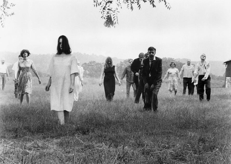 <em>Night of the Living Dead</em> (Photo: Everett Collection)