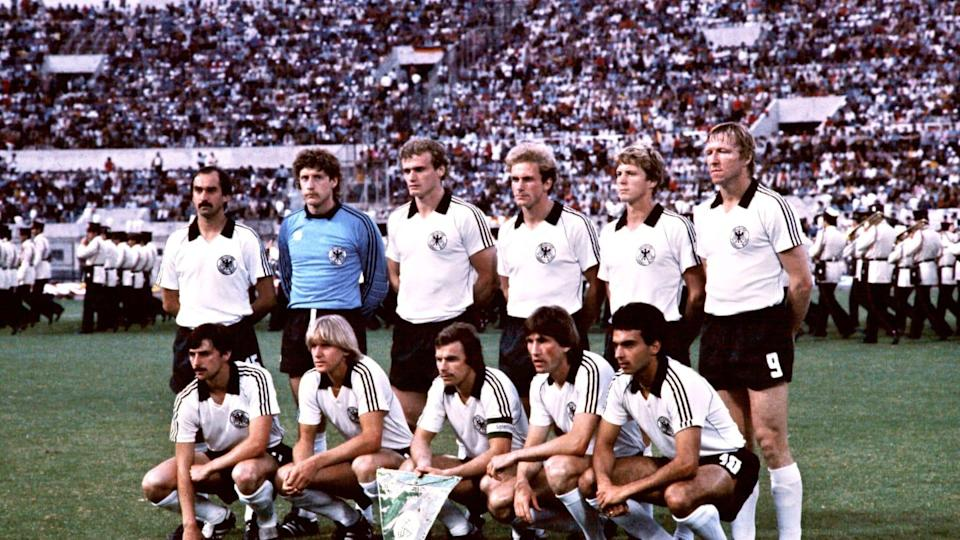 La Germania Ovest a Euro 1980 | STAFF/Getty Images