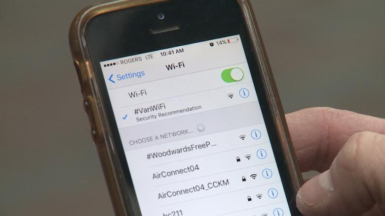 Vancouver plans to roll out hundreds more free Wi-Fi hubs
