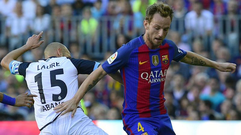 Barca must play 'perfect game' to beat City - Rakitic