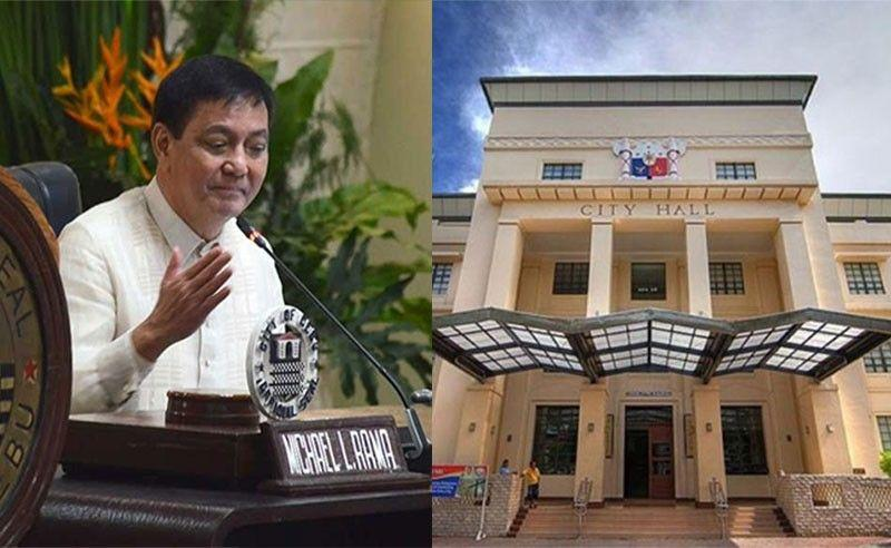 Bzzzzz: A shadow government at Cebu City Hall? No, not quite