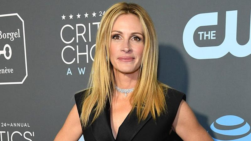 3fe563dba91a06 Julia Roberts Says She Had 'No Business' Being in 'Pretty Woman'