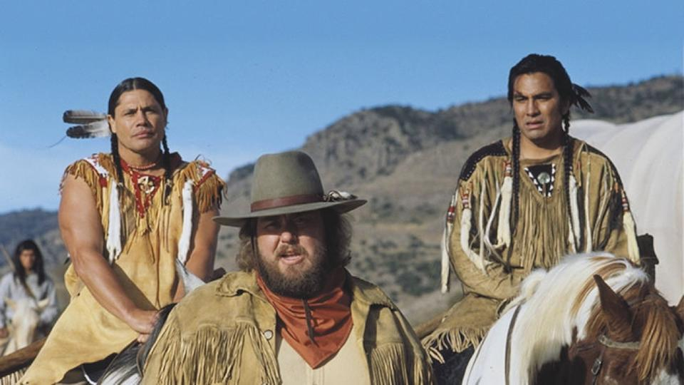 wagons east movie, worst rated movies