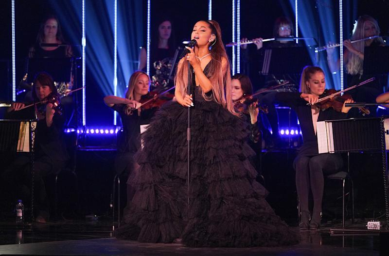 Everything We Learned from Ariana Grande's Interview with the BBC: 'I Can Text Madonna!'