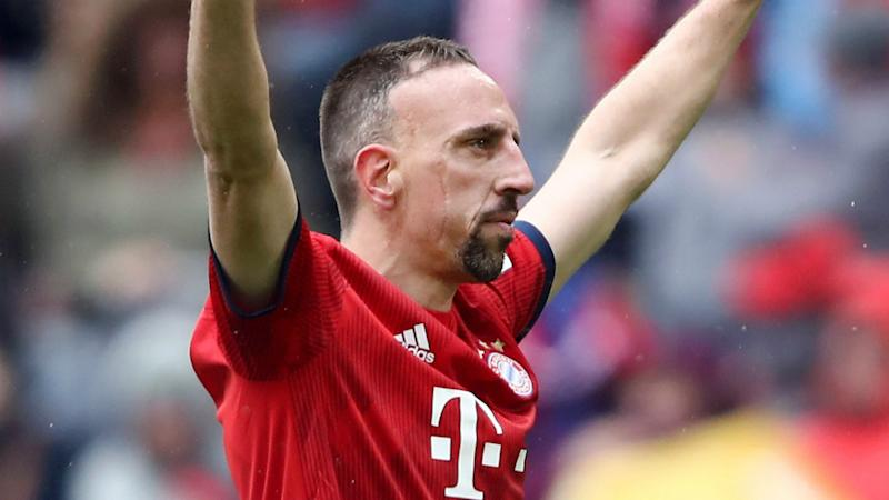 Fiorentina sign Bayern Munich legend Ribery