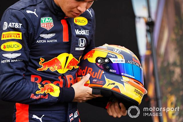 "Alex Albon, Red Bull Racing <span class=""copyright"">Andy Hone / Motorsport Images</span>"
