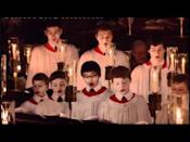 """<p>As one of the most renowned groups of choral tradition of all time, King's College Choir of Cambridge leaves their listeners in awe year after year with their live performance of Christmas hymns like """"The First Noel.""""</p><p><a href=""""https://www.youtube.com/watch?v=1mItWsC8RtM&t=28s"""" rel=""""nofollow noopener"""" target=""""_blank"""" data-ylk=""""slk:See the original post on Youtube"""" class=""""link rapid-noclick-resp"""">See the original post on Youtube</a></p>"""
