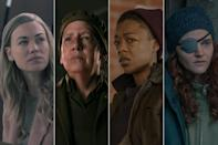 <p>are also nominated in the same category for their work on <em>The Handmaid's Tale. </em>They're all up for outstanding supporting actress in a drama series. </p>