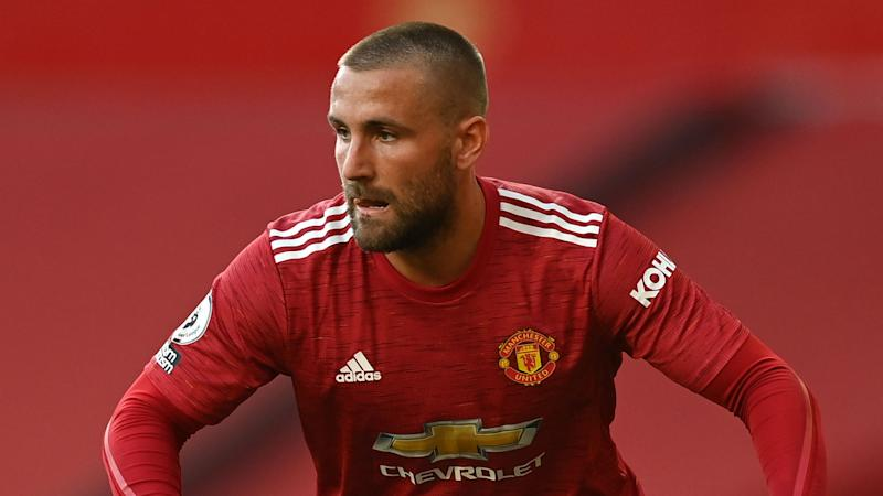 Shaw sees 'fringe' players leading Man Utd trophy charge as attention shifts to Carabao Cup