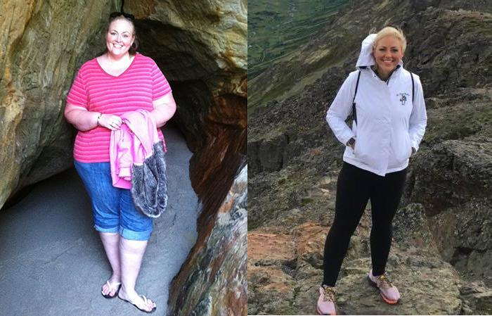 Dawn Morales made exercise a normal part of her daily life.