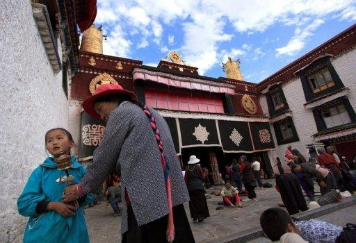 Lhasa will havea new theme park, commercial district and residential area