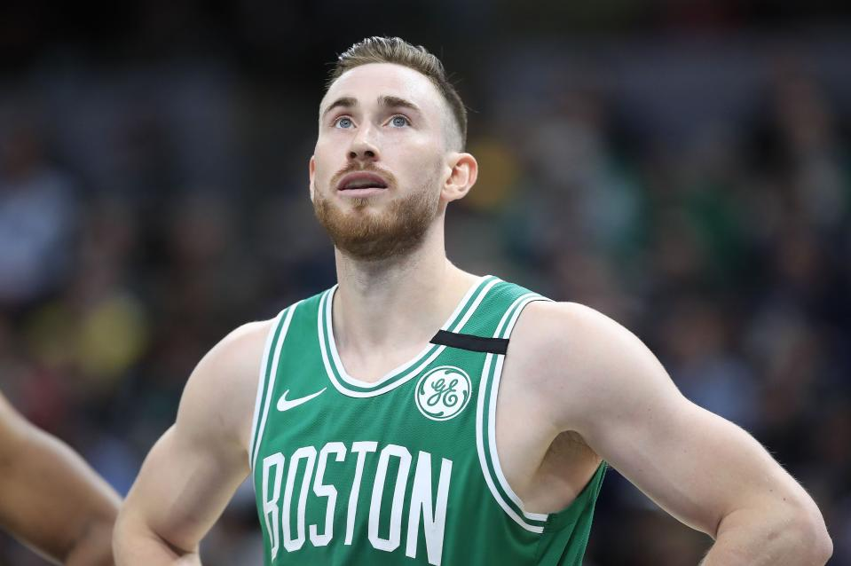 Would Gordon Hayward really turn down $32 million to enter free agency? (Andy Lyons/Getty Images)