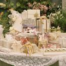 """<p>Before you get creative, take a peek at <a href=""""https://www.goodhousekeeping.com/home-products/g3473/wedding-registry-gift-ideas/"""" rel=""""nofollow noopener"""" target=""""_blank"""" data-ylk=""""slk:the couple's gift registry"""" class=""""link rapid-noclick-resp"""">the couple's gift registry</a>. """"The greatest gift in the world is something the couple has already indicated they want,"""" says Lea Berman and Jeremy Bernard, authors of <em><a href=""""https://www.amazon.com/Treating-People-Well-Extraordinary-Civility/dp/1501157981?tag=syn-yahoo-20&ascsubtag=%5Bartid%7C10055.g.20651278%5Bsrc%7Cyahoo-us"""" rel=""""nofollow noopener"""" target=""""_blank"""" data-ylk=""""slk:Treating People Well"""" class=""""link rapid-noclick-resp"""">Treating People Well</a></em>. But if the gift price points are out reach, pitch in on a larger gift with other guests. There's always a way to meet your needs and the couple's wishes<br></p>"""