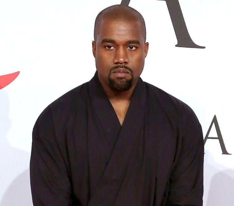 NEW YORK, NY - JUNE 01: Kanye West attends the 2015 CFDA Awards at Alice Tully Hall at Lincoln Center on June 1, 2015 in New York City. (Photo by Taylor Hill/FilmMagic)