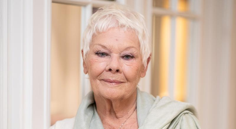 Judi Dench, 85, pictured during the 14th Zurich Film Festival in 2018, has become the oldest person to be on the cover of Vogue. (Getty Images)