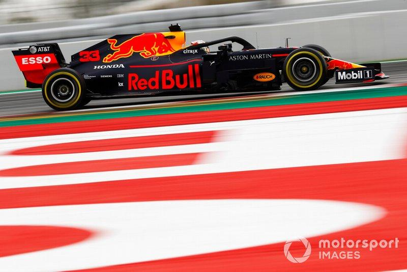 "Max Verstappen, Red Bull Racing RB15<span class=""copyright"">Glenn Dunbar / Motorsport Images</span>"