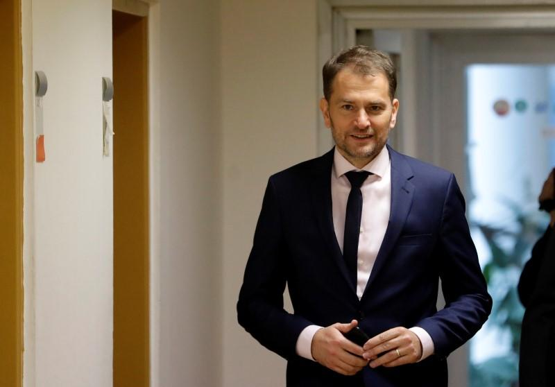 'Let's go to battle': New Slovak government takes office amid coronavirus fight