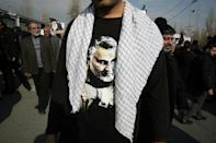 In recent years, Soleimani had become an unlikely celebrity in Iran, with a huge following on Instagram